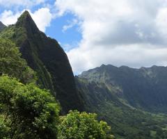 Hawaii Vacation Koolau Mountains