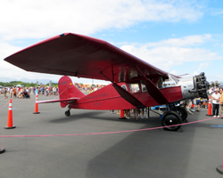 First Hawaiian Airlines Plane: A 1929 Bellanca Pacemaker CH-300