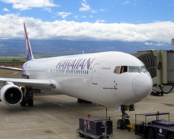 Hawaiian Airlines Ready to Board