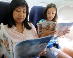 Hana Hou Magazine on Hawaiian Airlines.