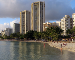 Hawaii Hotels: Hyatt Regency Waikiki Beach Resort & Spa and Aston Waikiki Circle Hotel