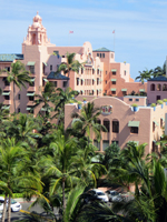 Hawaii Hotels: The Royal Hawaiian