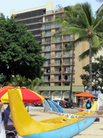 Waikiki Beach Hotels: Aston Waikiki Beachside Hotel