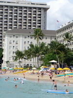 Waikiki Beach Hotels: Moana Surfrider, A Westin Resort & Spa