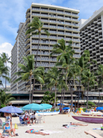Waikiki Beach Hotels: Outrigger Waikiki on the Beach