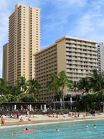 Waikiki Beach Hotels: Pacific Beach Hotel