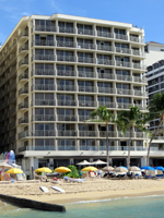 Waikiki Beach Hotels: Outrigger Reef on the Beach