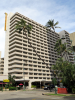 Northwest Waikiki Hotels: Ambassador Hotel Waikiki