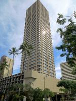 Northwest Waikiki Hotels: Maile Sky Court