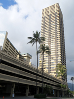 Northwest Waikiki Hotels: Hawaiian Monarch Hotel