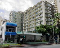 Central Waikiki Hotels: Hokele Suites Waikiki