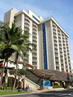 Central Waikiki Hotels: Hokulani Waikiki by Hilton Grand Vacations