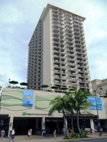 Central Waikiki Hotels: Holiday Inn Resort Waikiki Beachcomber