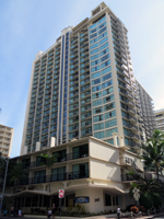 Central Waikiki Hotels: The Imperial Hawaii Vacation Club