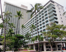 Central Waikiki Hotels: Sheraton Princess Kaiulani