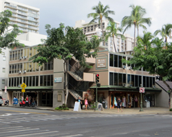 Central Waikiki Hotels: Kuhio Banyan Club