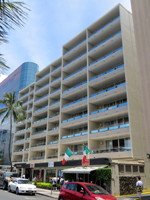 Central Waikiki Hotels: Outrigger Regency on Beachwalk