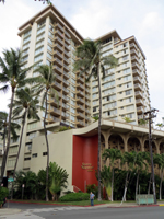 Southeast Waikiki Hotels: Aqua Queen Kapiolani