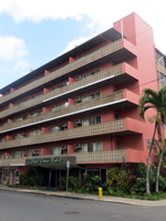 Southeast Waikiki Hotels: Royal Grove Hotel
