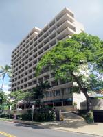 Southeast Waikiki Hotels: Waikiki Sand Villa Hotel