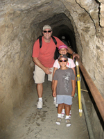 Diamond Head Crater Tunnel