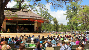 Event at Kapiolani Park