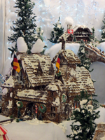 Gingerbread Village German Chalet