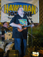 Live Entertainment by Kapena at Aloha Festivals Hoolaulea