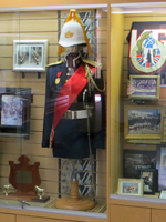 Kings Guard Museum Uniform