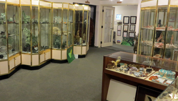 Lucoral Museum Displays
