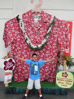 World's Largest Aloha Shirt at the Honolulu Festival