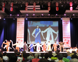 Cultural Performances at the Honolulu Festival