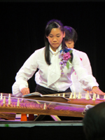 Koto Performance at the Honolulu Festival