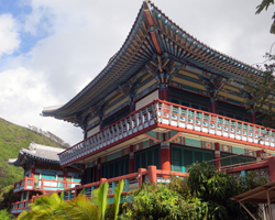 Mu-Ryang-Sa Buddhist Temple Hawaii