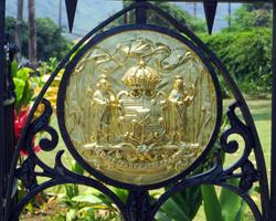 Royal Seal at Mauna Ala