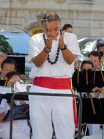 Royal Hawaiian Band Conductor