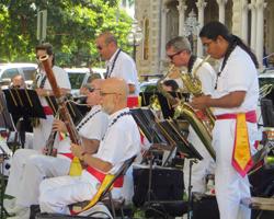 Royal Hawaiian Band Musicians