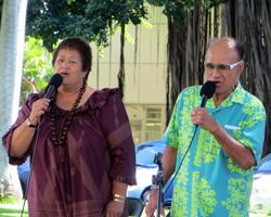 Royal Hawaiian Band Singers