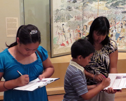 Honolulu Museum of Art Scavenger Hunt