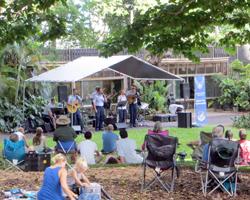 Gj 39 S Things To Do Twilight Summer Concert Series At Foster Botanical Gardens Thursdays Free