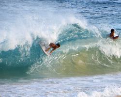 Sandy Beach Oahu Drop-In