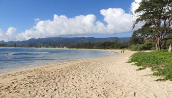 Malaekahana Beach, East Shore Oahu