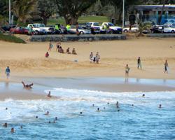 Sandy Beach Oahu