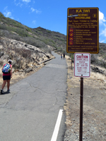 Makapuu Lighthouse Trailhead