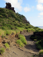 Pele's Chair and Kaiwi Shoreline Trail