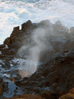 Halona Blowhole Hawaii