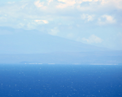 View of Molokai from Halona Blowhole