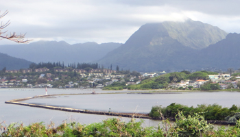 Windward Oahu Scenic Drive: Heeia Fish Pond and Pali Lookout