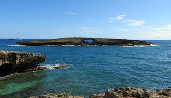 Windward Oahu Scenic Drive: Laie Point