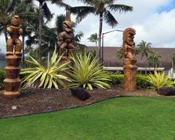 Oahu Scenic Drive: Polynesian Cultural Center
